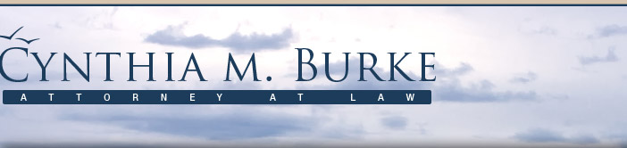 January | Cynthia M  Burke, Attorney at Law